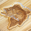 Wildlife Cribbage Boards