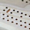 Non-Linear Cribbage Boards