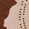 State Outkine Cribbage Boards