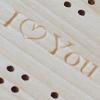 Valentine's Day Cribbage Boards