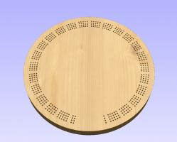 15 Inch Round Template