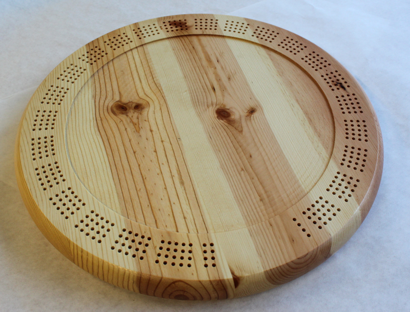It is an image of Striking Printable Cribbage Boards