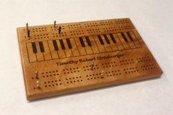 Mahogany Piano 4 Track