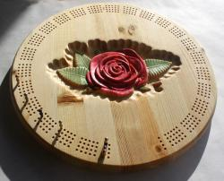Red Rose Board