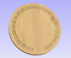 15 Inch Round Non-Linear Template