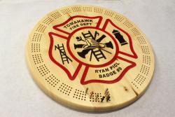 Fireman Board