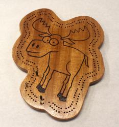 Mahogany Moose