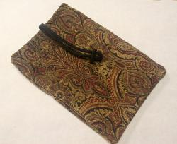 Brown Paisley 11604