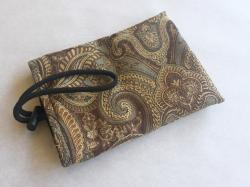 Brown Paisley Mini 11625