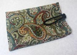 Multicolored Paisley Premium Wide 11649