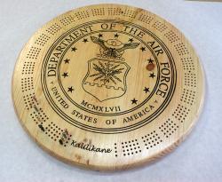 USAF Pine Round